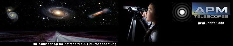 Gewinnspiel APM Telescopes